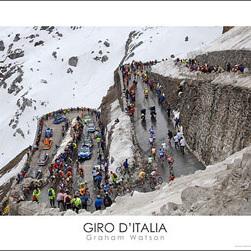 The Stelvio - 2005 Giro d'Italia