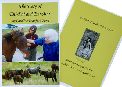 """""""The Story of Eni-Kai and Eni-Mai"""" by Caroline Beaufort"""