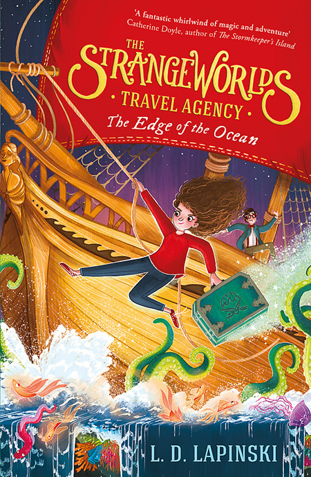 The StrangeWorlds Travel Agency: The Edge of the Ocean