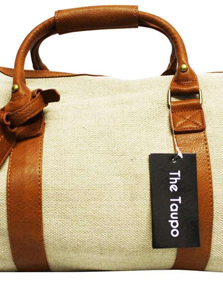The Taupo Canvas Bag 305