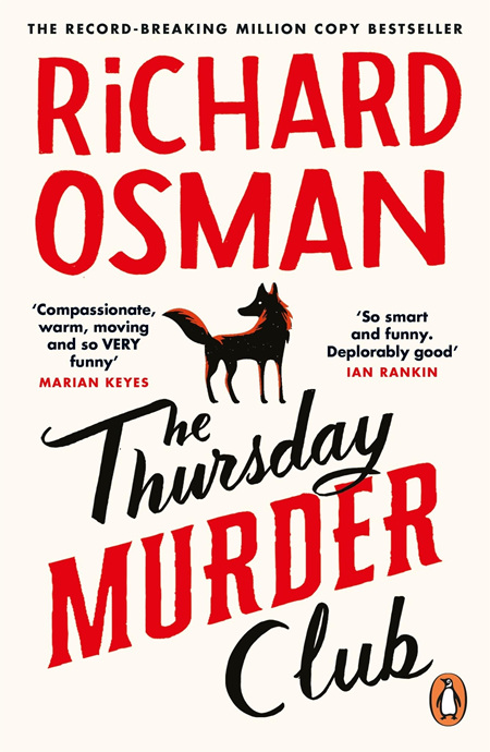 The Thursday Murder Club (pre-order)