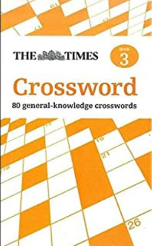 The Times Crossword - Book 3