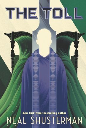 The Toll: Arc of Scythe Book Three (PRE-ORDER ONLY)