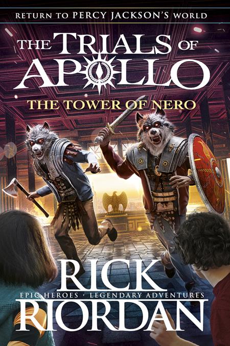 The Tower of Nero: The Trails of Apollo