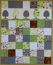 The Tree Line by GourmetQuilter Starter Kit