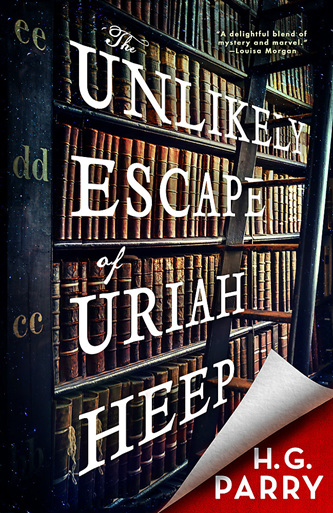 The Unlikely Escape of Uriah Heep (PRE-ORDER ONLY)
