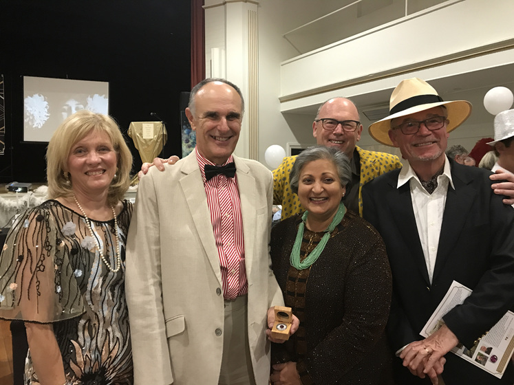 The Village Goldsmith attends Wairarapa Hospice's Charity Auction Event