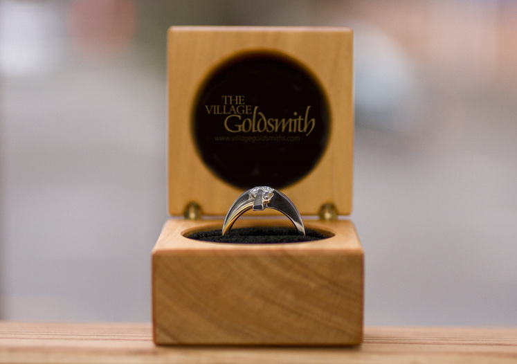 the village goldsmith diamond ring design finalist 2016 best design awards