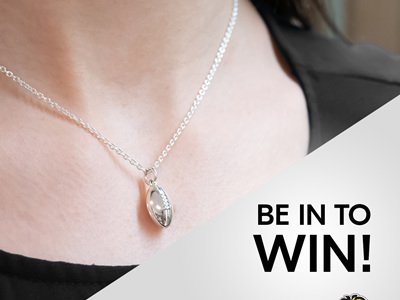 The Village Goldsmith & Wellington Rugby Gameday Giveaway