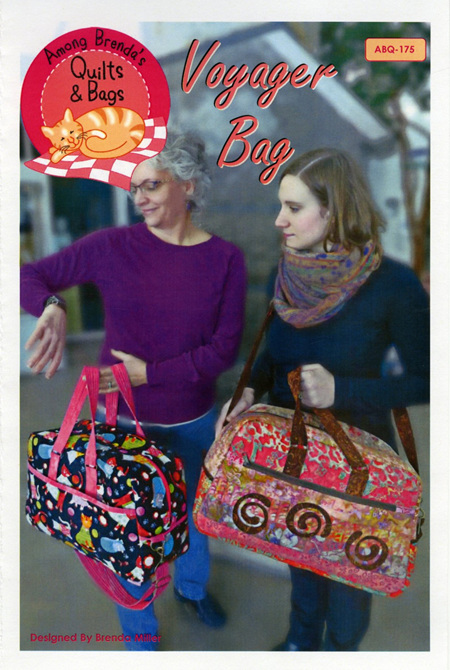 The Voyager Bag Pattern