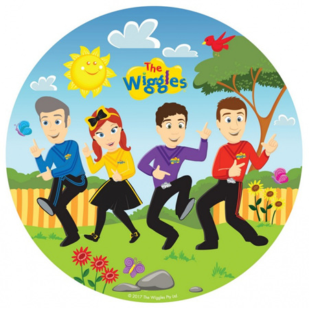 The Wiggles 40 piece party pack