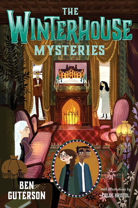 The Winterhouse Mysteries (PRE-ORDER ONLY)