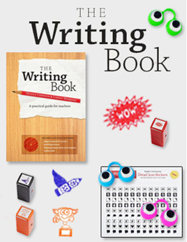 The Writing Book Products - Sheena Cameron & Louise Dempsey