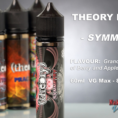 Theory Liquids - Symmetry - 60ml - e-Liquid