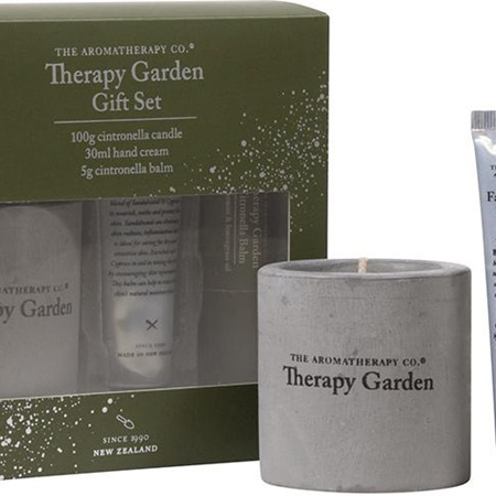 Therapy Garden Gift Set