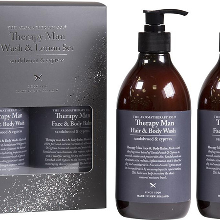 Therapy Man Wash & Lotion Set