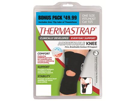 Thermastrap Adjust Knee Osfa