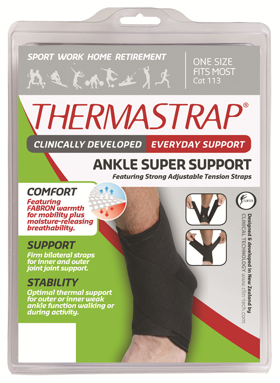 Thermastrap Ankle Super Supp Osfm