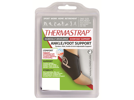 Thermastrap Ankle/Foot Blk Osfm