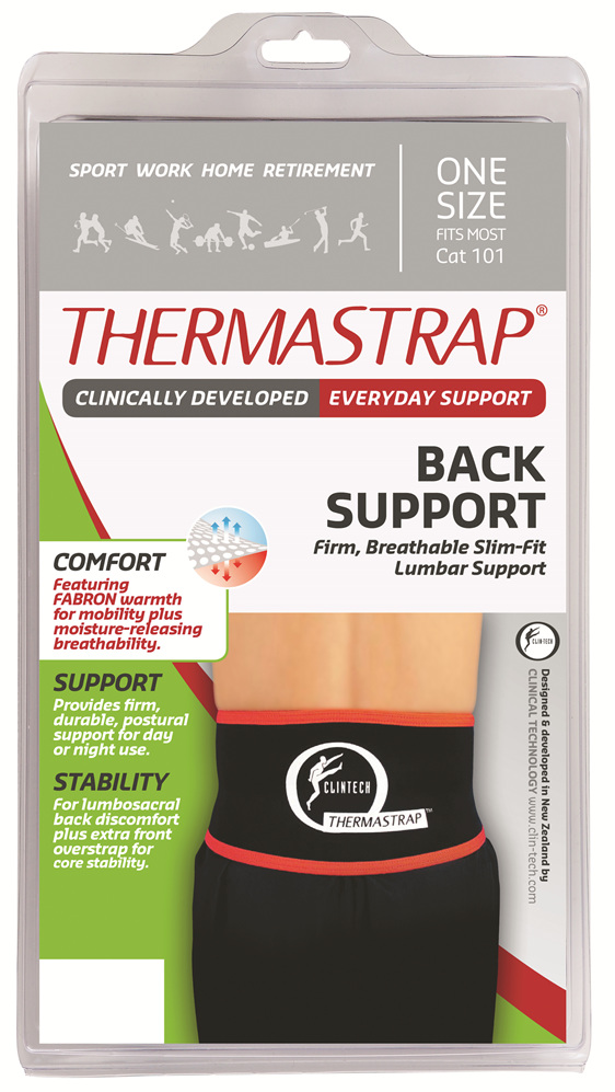 Thermastrap Back Supp Osfm