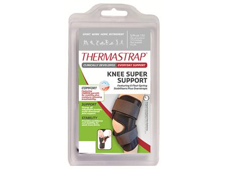 Thermastrap Knee Super Supp Sml/Med