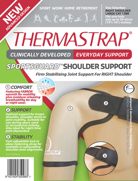 Thermastrap Sportsguard Shldr Lge-Right