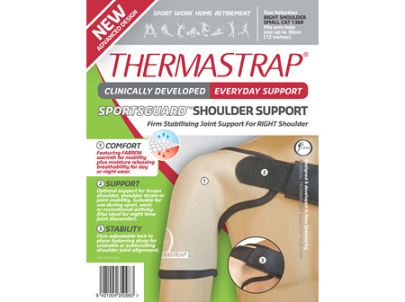 Thermastrap Sportsguard Shldr Sml-Right