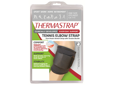 Thermastrap Tennis Elbow Strap