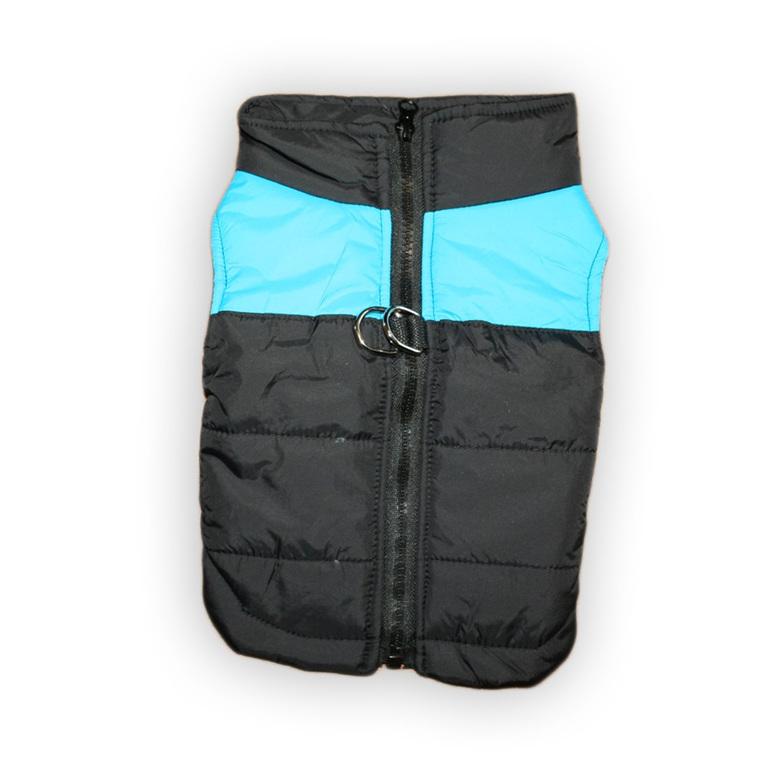 thick warm dog ski vest