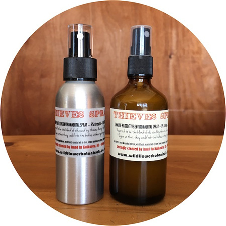 Thieves' Oil Spray (environment)