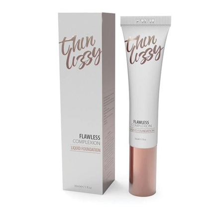 Thin Lizzy Flawless Complexion Liquid Foundation - Enchanted Rose