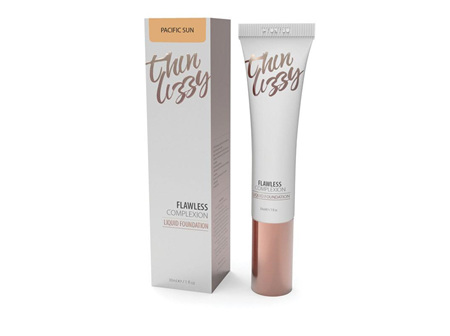 Thin Lizzy Flawless Liquid Foundation - Pacific Sun