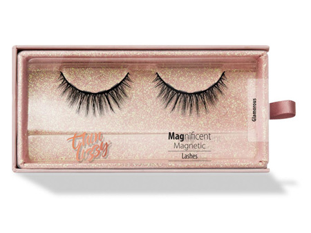 Thin Lizzy Magnificent Magnetic Eyelashes Medium Glamorous