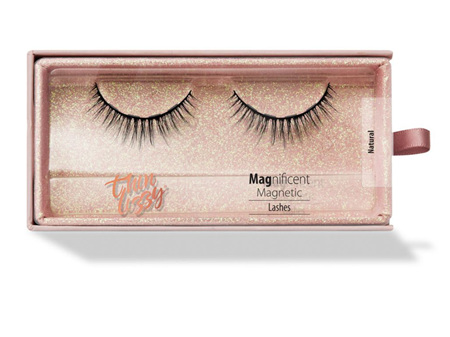 Thin Lizzy Magnificent Magnetic Eyelashes Small Natural