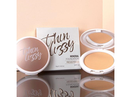 Thin Lizzy Pressed  Mineral Foundation