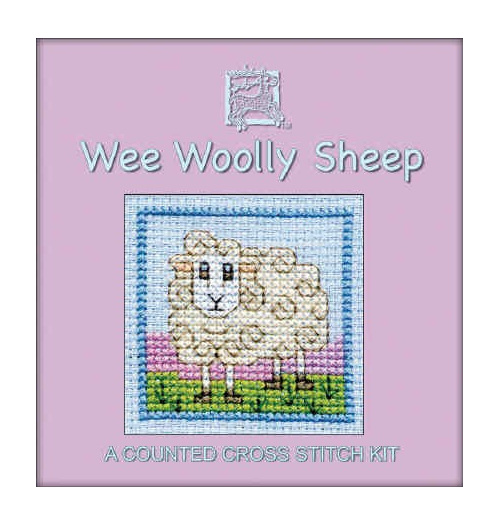 THMCWWS   Wee Woolly Sheep