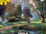 THOMAS KINKADE  WALK OF FAITH Ceaco 300XL  piece puzzle at www.puzzlesnz.co.nz