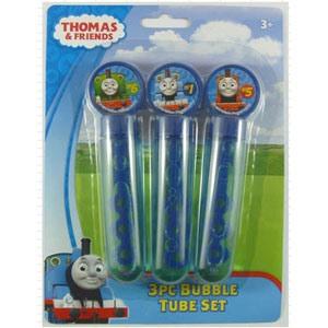 Thomas the Tank - 3 piece Bubble Set