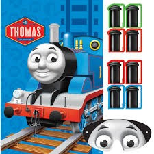 Thomas The Tank Engine Party Game