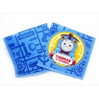 Thomas the Tank Engine Party Napkins x 16