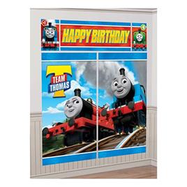 Thomas the Tank - Wall decorating Kit