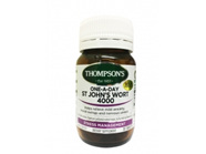Thompsons 1-a-Day St JohnsWort 4000. 30tabs