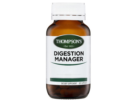 Thompson's Digestion Support 60 caps