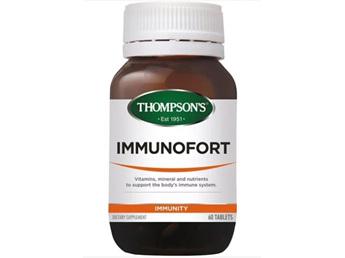 Thompsons Immunofort 60tabs