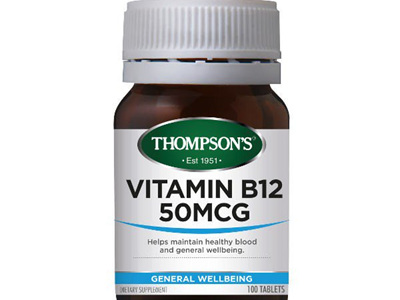 Thompson's Vit b12