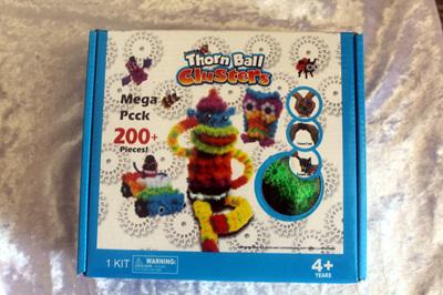 Thorn Ball Mega Pack 200pc