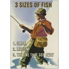 3 Sizes Fridge Magnet