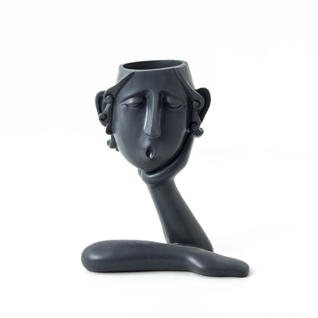 Three's Company Face Planters - The Bluish-Grey One