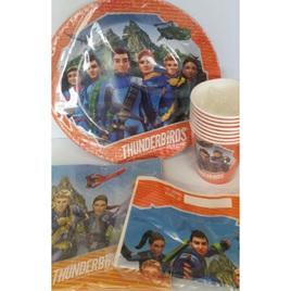 Thunderbirds 40 piece pack