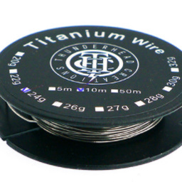 Thunderhead Creations - Titanium Wire - 10m Spool